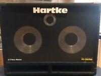 Hartke 2.5XL Bass Cabinet.