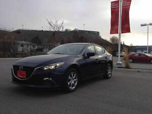 2014 Mazda Mazda3 GX-SKY..$116 BI-WEEKLY..GREAT FUEL ECONOMY!! G