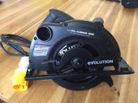 Evolution stealth 1B circular saw 185mm