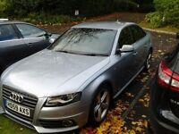 Audi A4 Sline Exceutive 2litre Dealer FSH SATNAV Heated seats new cambelt