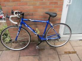 boys or small adults apollo fusion racing bike £120.00