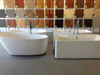 BATH TUBS - SHOWERS - VANITY -FAUCETS -AC ON SALE!!!!