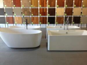BATH TUBS - SHOWERS - VANITY - FAUCETS - AC ON SALE!!!!