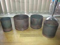 Oil Aga Burner Shell Set (53#)