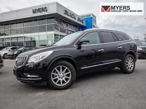 2016 Buick Enclave  AWD 1SL Leather, Sunroof,