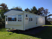 ABI Hudson 2017, Holiday Home, Lodge, Static Caravan, Silver Sands Holiday Park Lossiemouth