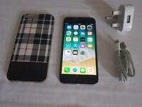 Iphone 6 Grey 16GB, Unlocked,Top Condition