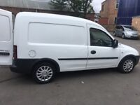 Vauxhall combo 1.25cdti 2005 in white with full 12 months MOT
