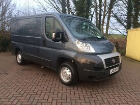 2009 LOW MILEAGE FIAT DUCATO WITH LONG MOT, LIKE FORD TRANSIT, PEUGEOT BOXER ETC.