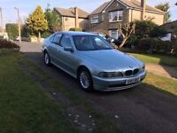 BMW 525i 2.5 SE** Low Mileage* for year** Mot * 1 Former Keeper** Leather Seats**