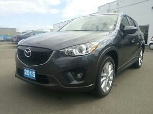 2015 Mazda CX-5 GT LOCAL ! ALL WHEEL DRIVE !