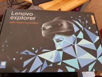 Lenovo windows mixed reality headset