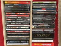 CD collection- Foo Fighters, John Mayer, BB King, Rolling Stones, Snow Patrol, Biffy Clyro & related