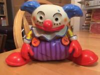 Rare Chuckles the clown.