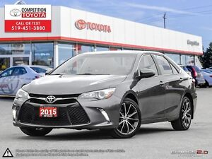 2015 Toyota Camry XSE Toyota Certified, One Owner, No Acciden...