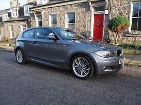 BMW 1 Series 2.0 116d M Sport 3dr