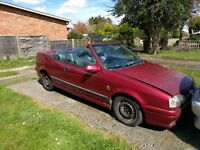 Renault 19 Cabriolet Project/Spares/Repair