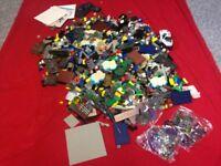 6kg mega blocks and Lego similar bricks (Not Lego)