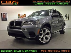 2011 BMW X5 xDrive35i | Navigation| Sport Package | Executive