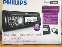 Phillips Car audio system