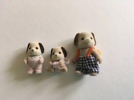 Sylvanian Family Dog children