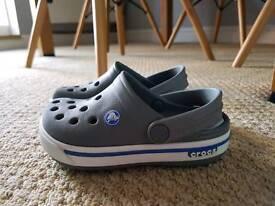 Infant crocs