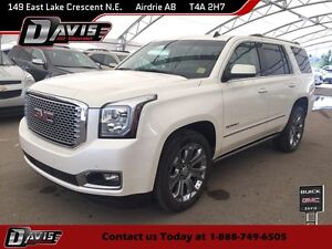 2015 GMC Yukon Denali SUNROOF, NAVIGATION, HTD/CLD SEATS