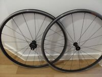 Fulcrum S19 Lite road bicycle wheel set(excellent condition)