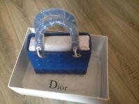 Designer Blue CD Bag £30