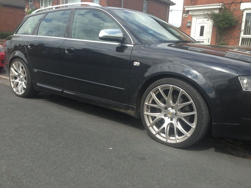 audi fit 19 stuttgart st3 alloys with falcon tyres in stoke on trent staffordshire gumtree. Black Bedroom Furniture Sets. Home Design Ideas