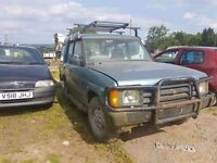 Land Rover Discovery 1992 2.5 Diesel Engine