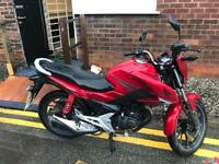 Honda GLR 2016 66 plate 6500 Miles Bargain no offers