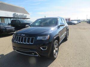 2014 Jeep Grand Cherokee OVERLAND ECO-DIESEL!! LOADED!!