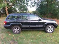 Grand Cherokee 4.0LTD Auto..