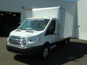 2015 Ford Transit 14 FT BOX