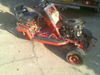 COUNTAX SPARES REPAIR EXPORT PARTS RIDE ON LAWNMOWER K18 TWIN