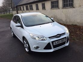 Ford Focus 1.6 SCTi EcoBoost Titanium X 5dr - Great Spec with £2,000 of Extras