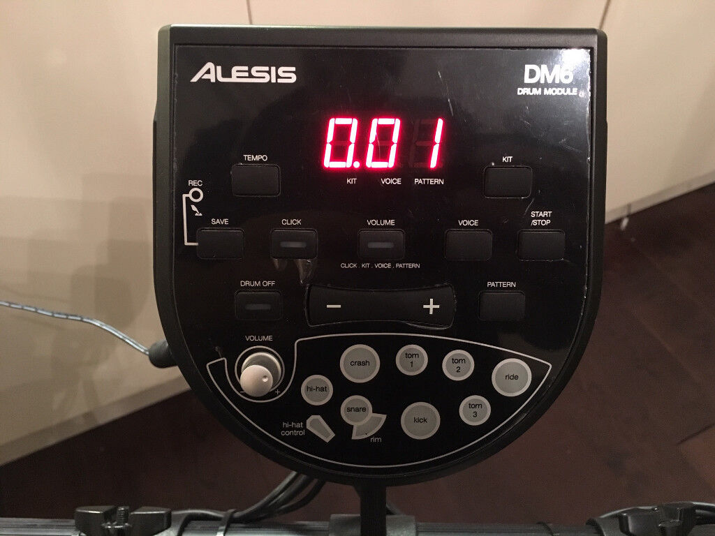 Alesis DM6 Electronic Drum Set | in Hove, East Sussex | Gumtree