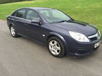 2007 VAUXHALL VECTRA 1.9 C.d.t.i EXCLUSIVE # # FULL YEARS M.O.T # SAT - NAV # # 6. SPEED # #