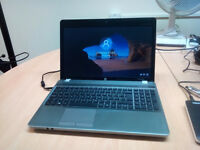 Hp Probook 4530s I5 2.4GHz, 8GB Ram, 512GB Hybrid drive, AMD Radeon HD 7400M Graphics, Windows 10