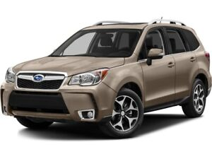 2014 Subaru Forester 2.0XT Limited Package 1 owner*Low Km