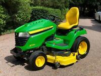 """John Deere X590 Ride on mower - 54"""" deck - lawnmower / Toro / countax / Kubota"""