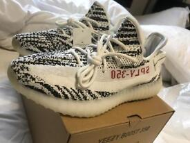 New in box - Adidas YEEZY Boost 350 Zebra