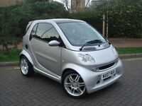 2007 SMART FORTWO BRABUS EDITION AUTO ALL EXTRAS ONE YEARS MOT