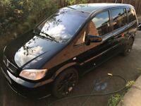 Vauxhall zafira gsi 240bhp! 2500ono