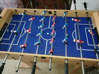 Stable table football