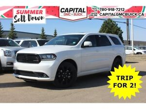 2017 Dodge Durango GT AWD BLACKTOP NAV SUNROOF DUAL DVD 20 WHEEL
