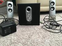 Advent Sound System