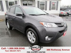 2013 Toyota RAV4 XLE with Sunroof $196.97 BIWEEKLY!!!