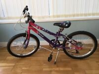 BRAND NEW GIRLS BIKE NEVER BEEN RIDDEN